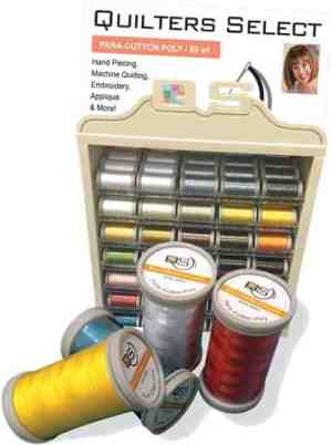 Quilters Select - Perfect Cotton Plus Quilting Thread - 80wt