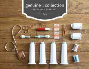 Baby Lock Genuine Collection Serging Kit
