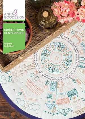 Circle Town Centerpiece - Projects Collection