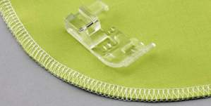 Baby Lock Clear Curve Foot - BLE8