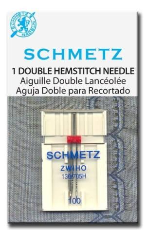 Schmetz Machine Needles - Double Hemstitch Needles