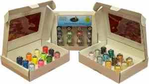 Embellish Flawless Thread Set - 12 Spool Set 1 - EFT-12-A