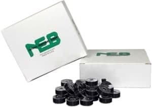 NEB Prewound Plastic Bobbins - Style L
