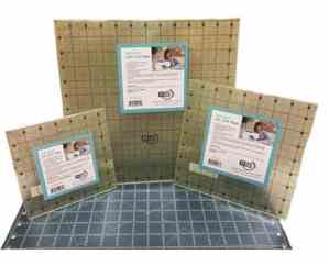 """Quilter's Select Non Slip Quilting Ruler - 8.5"""" x 8.5"""""""