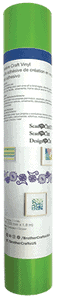 Brother ScanNCut Adhesive Craft Vinyl - Lime Green