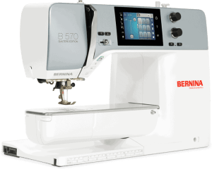 Bernina B 570 QE Quilters Edition Sewing & Quilting Machine