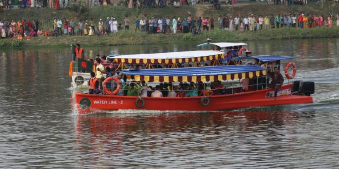 Techno-Economic and Environmental Impact Study of Passenger Water transport Services in and around Dhaka City