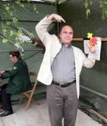 Königschießen 2009 / 2. Preis: Wolfgang Cohrs
