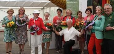 Schützenfest 2012: Bunter Nachmittag: Modenschau