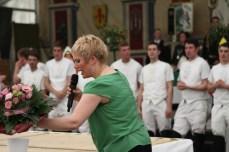 Schützenfest 2012: Bunter Nachmittag: Ariane