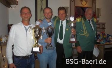 Preis- und Pokalschießen 2014