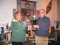Preis- und Pokalschießen 2016