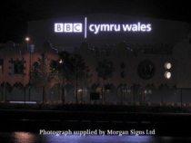 BBC Signage