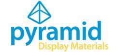 pyramid display materials logo