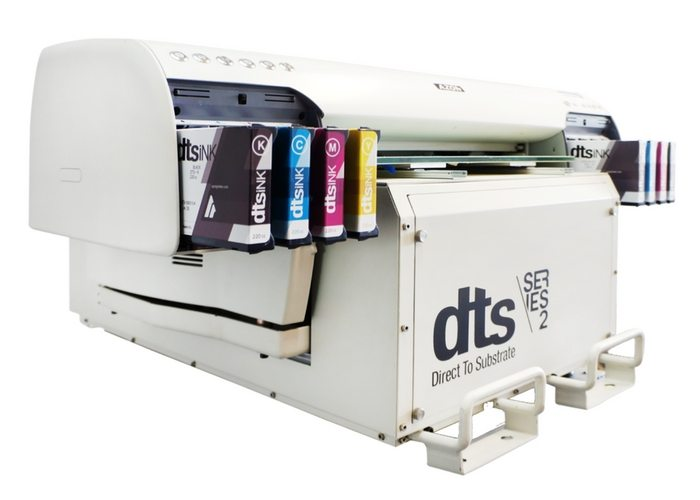 Atlantic Introduce AZON Printers at the Print Show