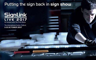 Visit the BSGA at SignLink Live