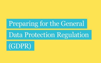 New data protection rules – BSGA advises members to be ready!