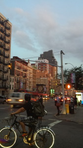 Edge of the Bowery