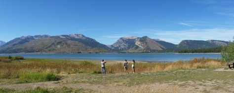 """Our last """"view"""" stop before Jackson Hole."""