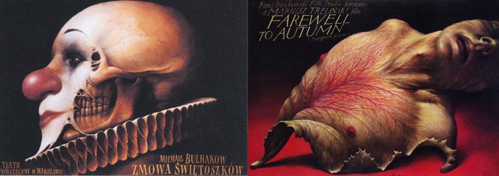 """Wieslaw Walkuski Opera teatrale di Michail Bulgakov- """"Farwell to Autumn"""" Stanisław Witkiewicz"""
