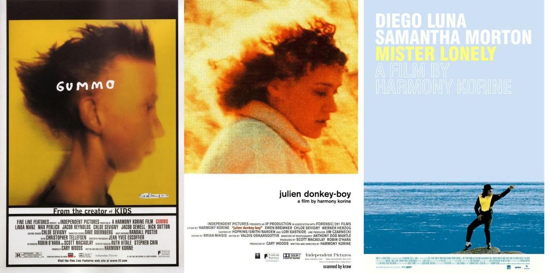Harmony Korine Film Poster: Gummo - Julien Donkey Boy- Mr. Lonley