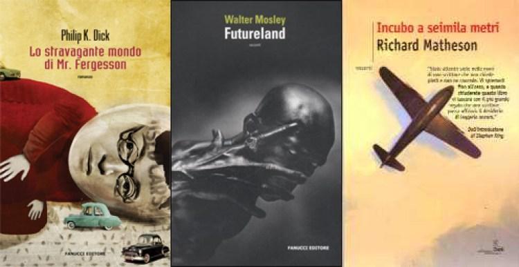 Alcuni romanzi tradotti da Maurizio Nati