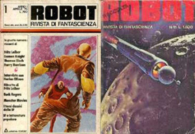 Robot - Rivista di Fantascienza