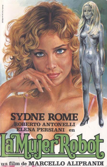 LA RAGAZZA DI LATTA - Marcello Aliprandi (1970)