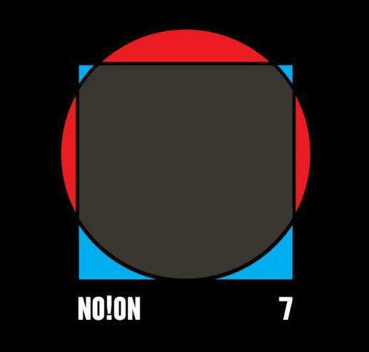 """7"" album dei portoghesi NO!ON"