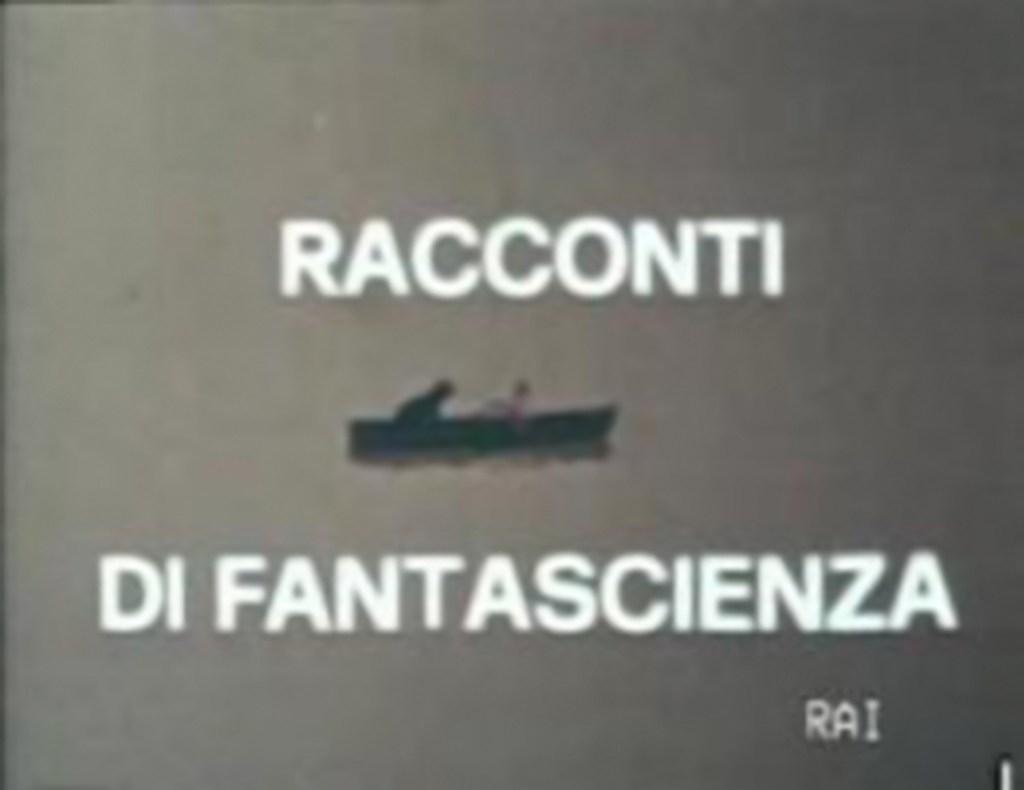 """""""Racconti di fantascienza"""" (1979)"""