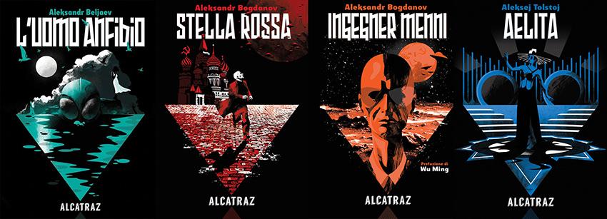 Alcatraz edizioni Collana Solaris