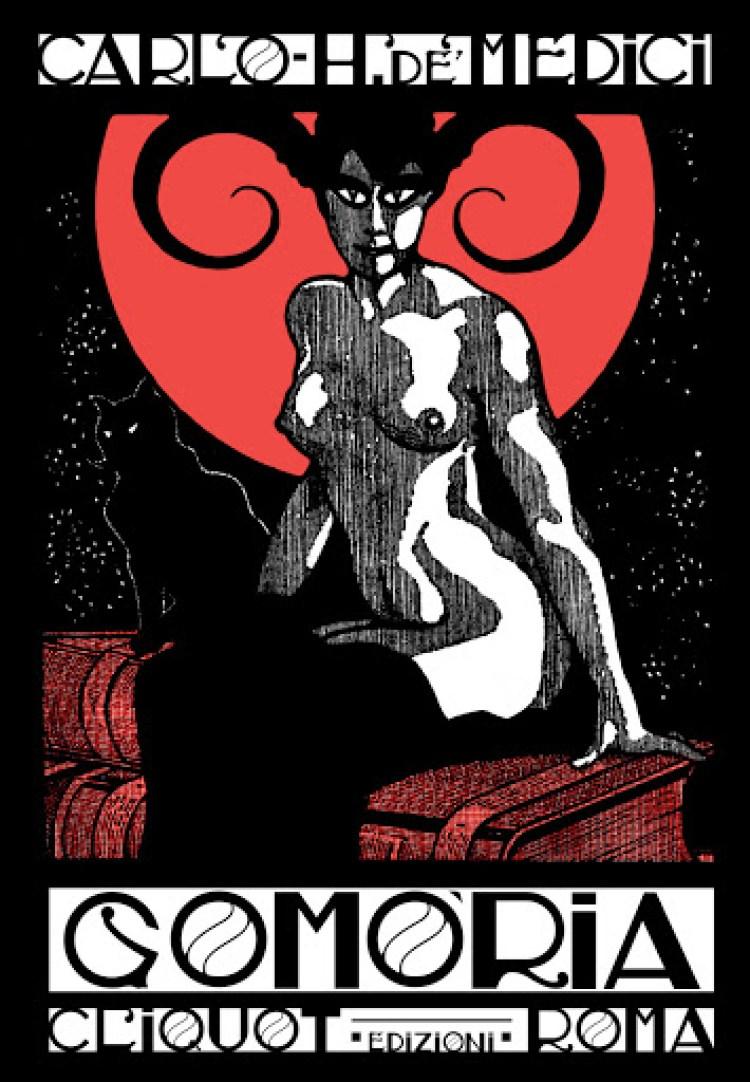 Gomoria - I topi del cimitero - Carlo H. de'Medici