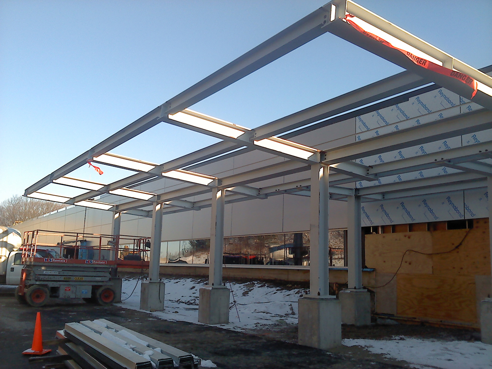 Structural Steel BSIW Has Served New England Since 1992
