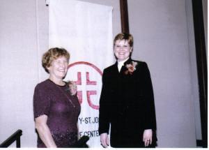 1999 DorothyWetterlin RachelThorson