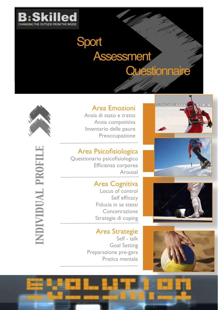 BSKILLED - Psicologia dello sport e della performance Come realizzare un'analisi della propria prestazione mentale. valutazione Torino test psicologia sport psicologia prestazione assessment