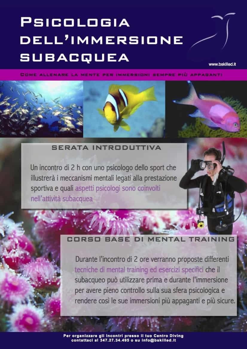 BSKILLED - Psicologia dello sport e della performance Psicologia dell'immersione subacquea sub psicologo dello sport Torino psicologia dello sport torino psicologia dello sport psicologia dell'immersione subacquea mental traning mental training