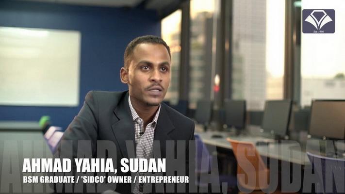 Ahmad Yahia, CEO of SIDCO Co., Ltd