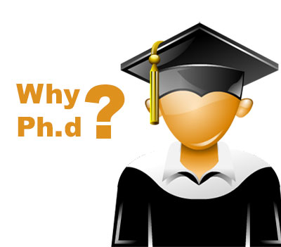 Five Reasons Why You Should Do a PhD
