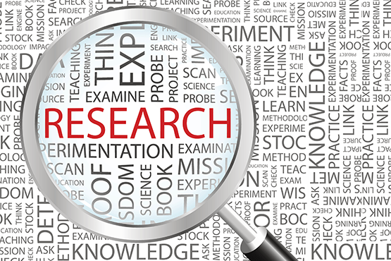 Master's through Research