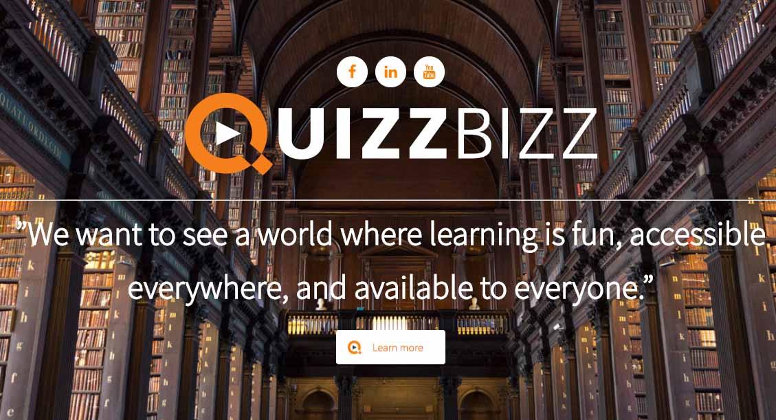 Internship Opportunity: Quizzbizz