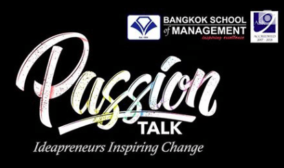 Passion Talk – Ideapreneurs Inspiring Change