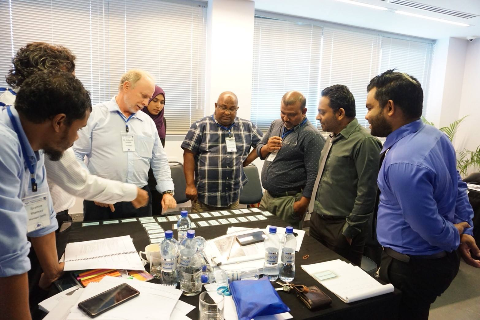 4-Day intensive Mini MBA in Management Training Programme with Maldives Transport and Contracting Company Plc