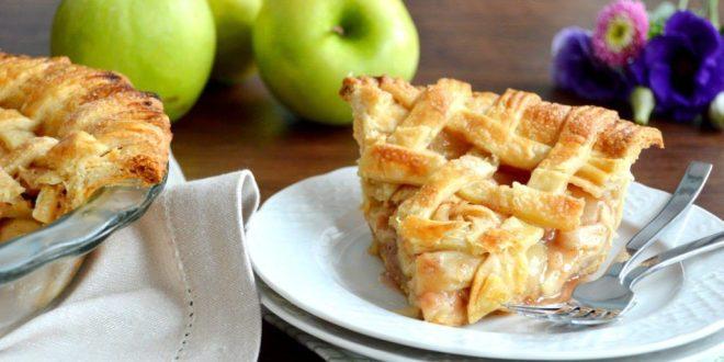 فطيرة التفاح الامريكية