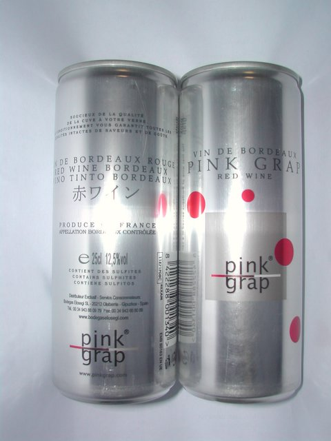 Wine in Tins