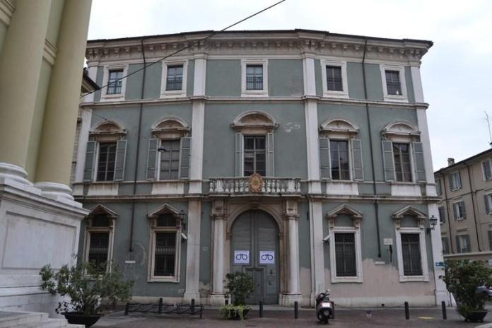 L'ex tribunale di Brescia