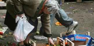 Poveri in aumento