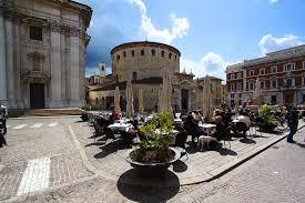Piazza Paolo VI a Brescia