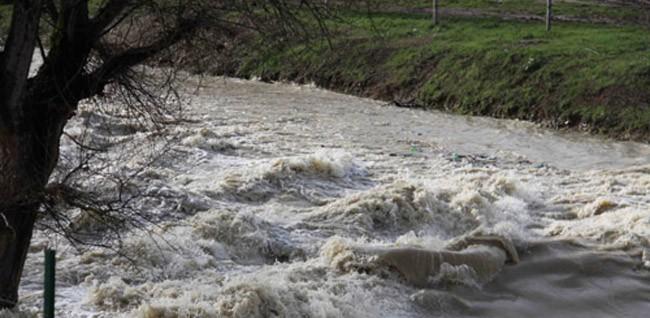 Il fiume Garza a Brescia