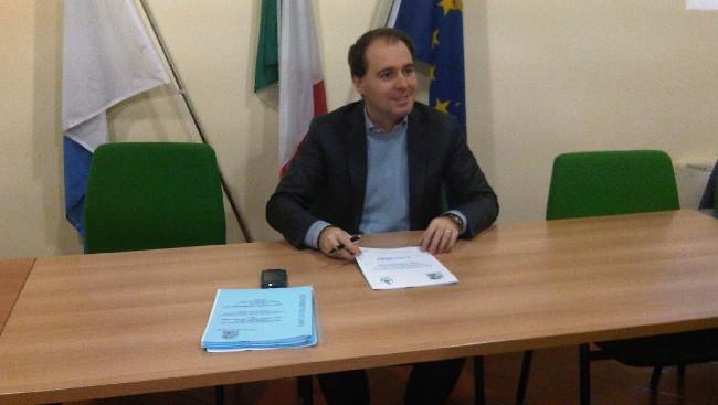 Il Presidente della circoscrizione centro Flavio Bonardi
