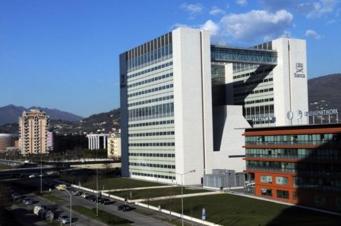 La sede di Ubi Banca a Brescia